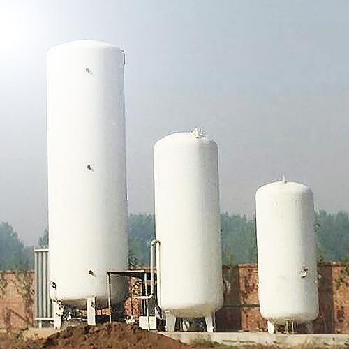 Nitrogen Storage Vessel