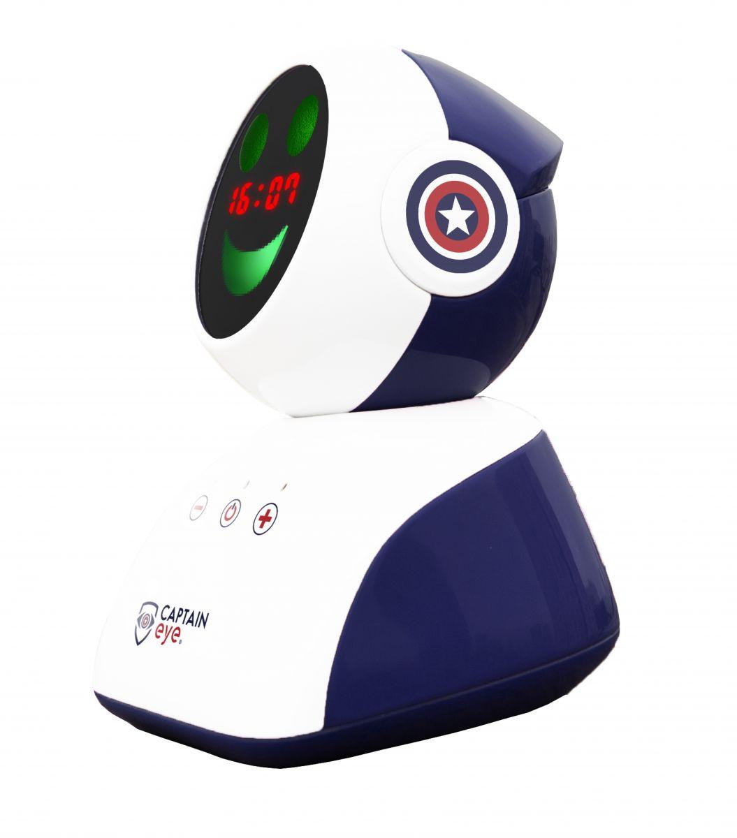 Captain Eye - Robot chống cận thị, gù lưng và hỗ trợ giám sát học tập trẻ em Plus