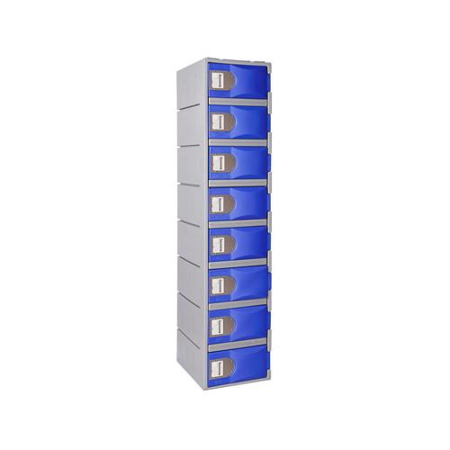 HDPE Plastic Locker T-H385XXL/8
