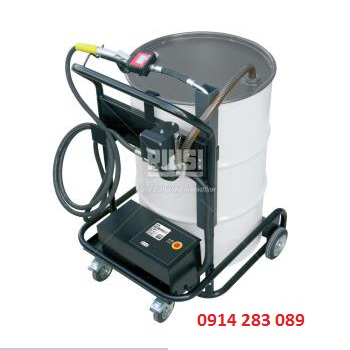 Bơm dầu nhớt Piusi Viscontroll 200/ 2K400