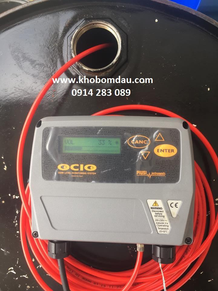 Thiết bị đo mức bồn dầu Piusi Ocio Level