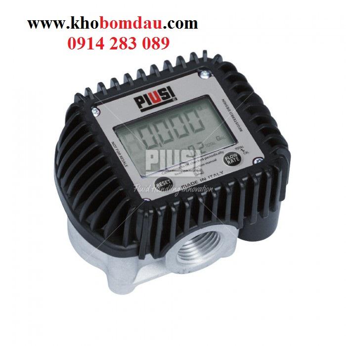 Đồng hồ đo dầu Piusi K400N