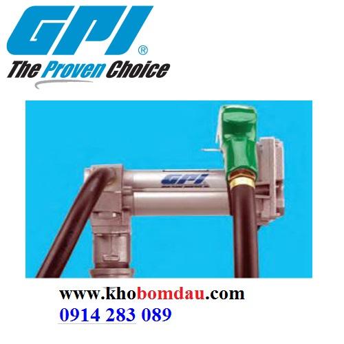 Bơm xăng dầu model M-3025-12V và M-3425-24V