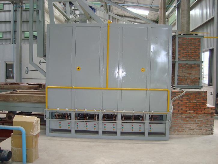 Giải pháp phần mềm điều khiển lò luyện ES- TMC