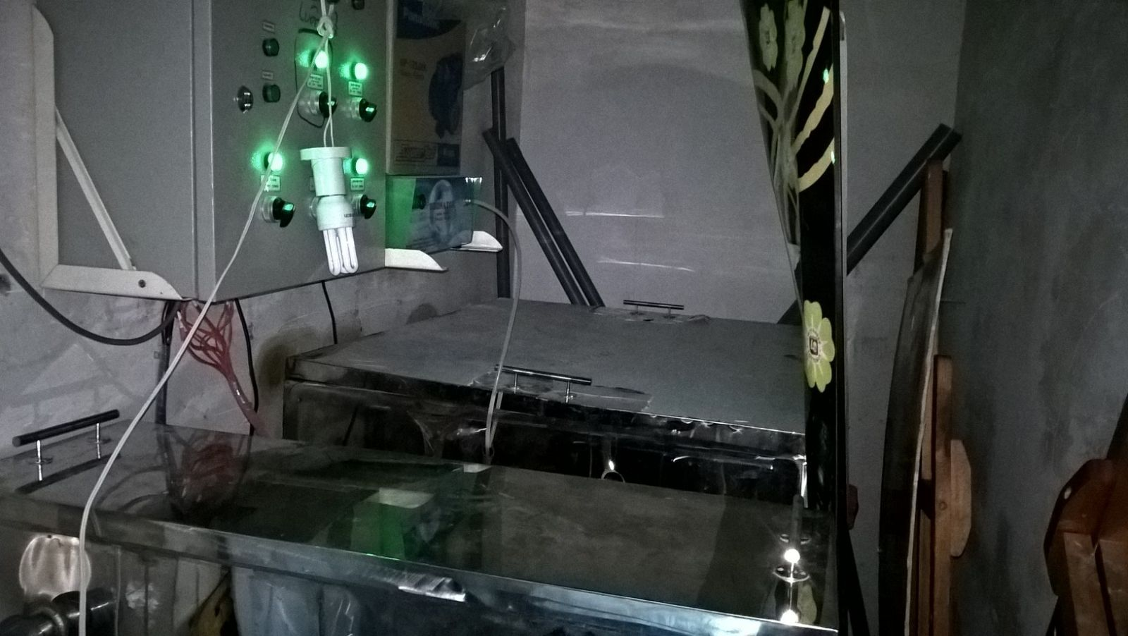 Modul xử lý nước thải nhỏ gọn dành cho phòng khám, nhà hàng, cơ sở sản xuất nhỏ