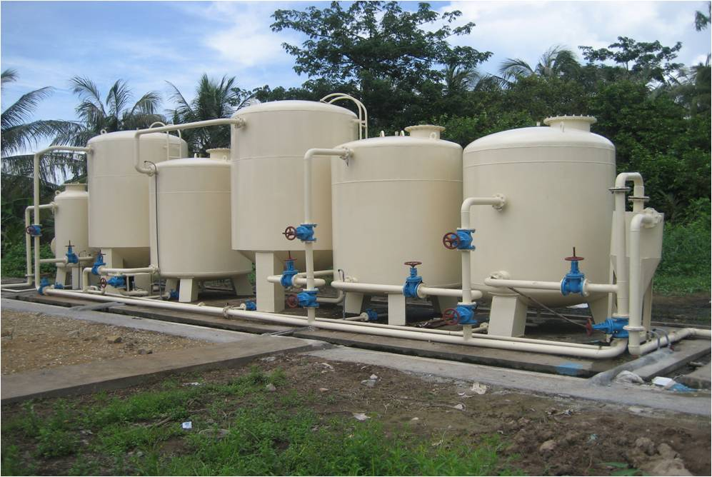 Xử lý nước thải bệnh viện, nhà máy, khu sản xuất - chế biến