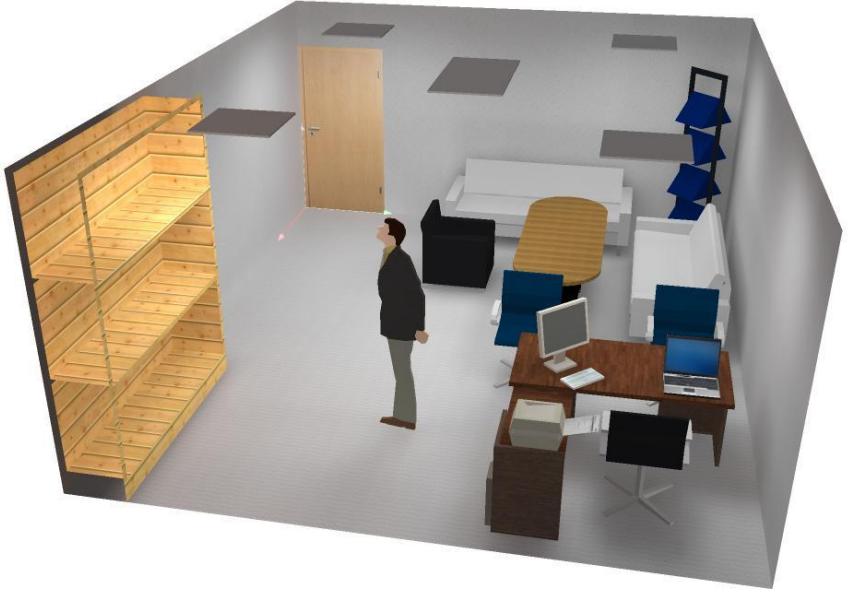Tư vấn lắp đặt ánh sáng văn phòng