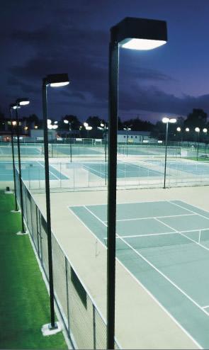 Đèn LED sân Tenis