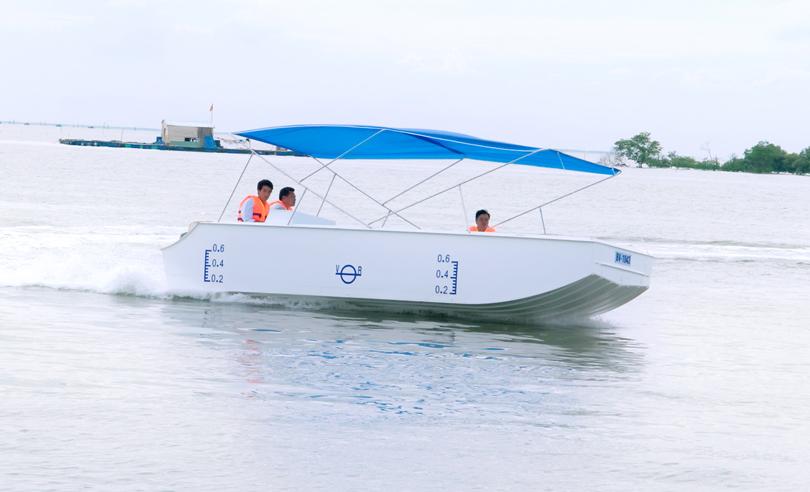 Tàu thuyền vận chuyển kinh doanh H650 PRAM