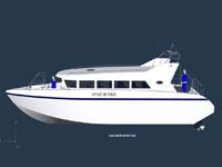 Tàu khách cao tốc H150 Water–Tax