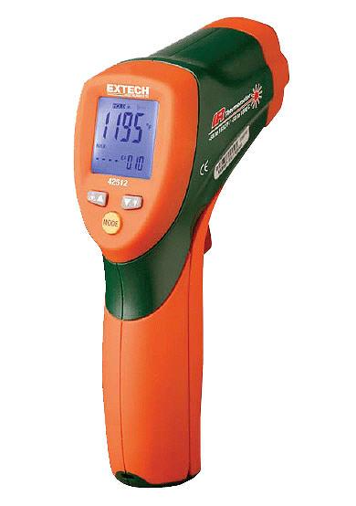 Súng đo nhiệt độ bằng hồng ngoại Extech 42512