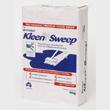 Bột thấm dầu/hóa chất trên nền sàn Kleen Sweep