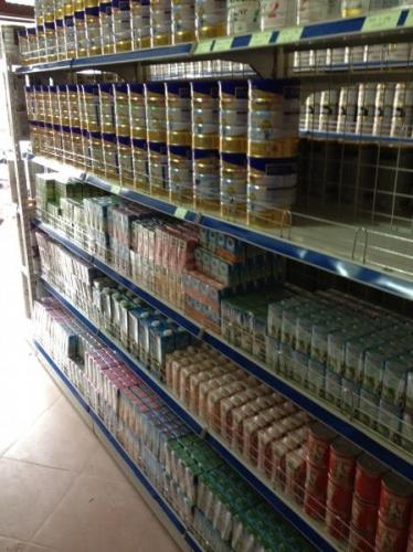 Kệ giá siêu thị