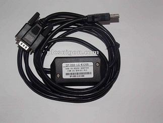 Cáp lập trình PLC LG cho PLC Seri K80S,K120S,K200S,K300S giá 1 triệu Liên hệ: 0985.799.786