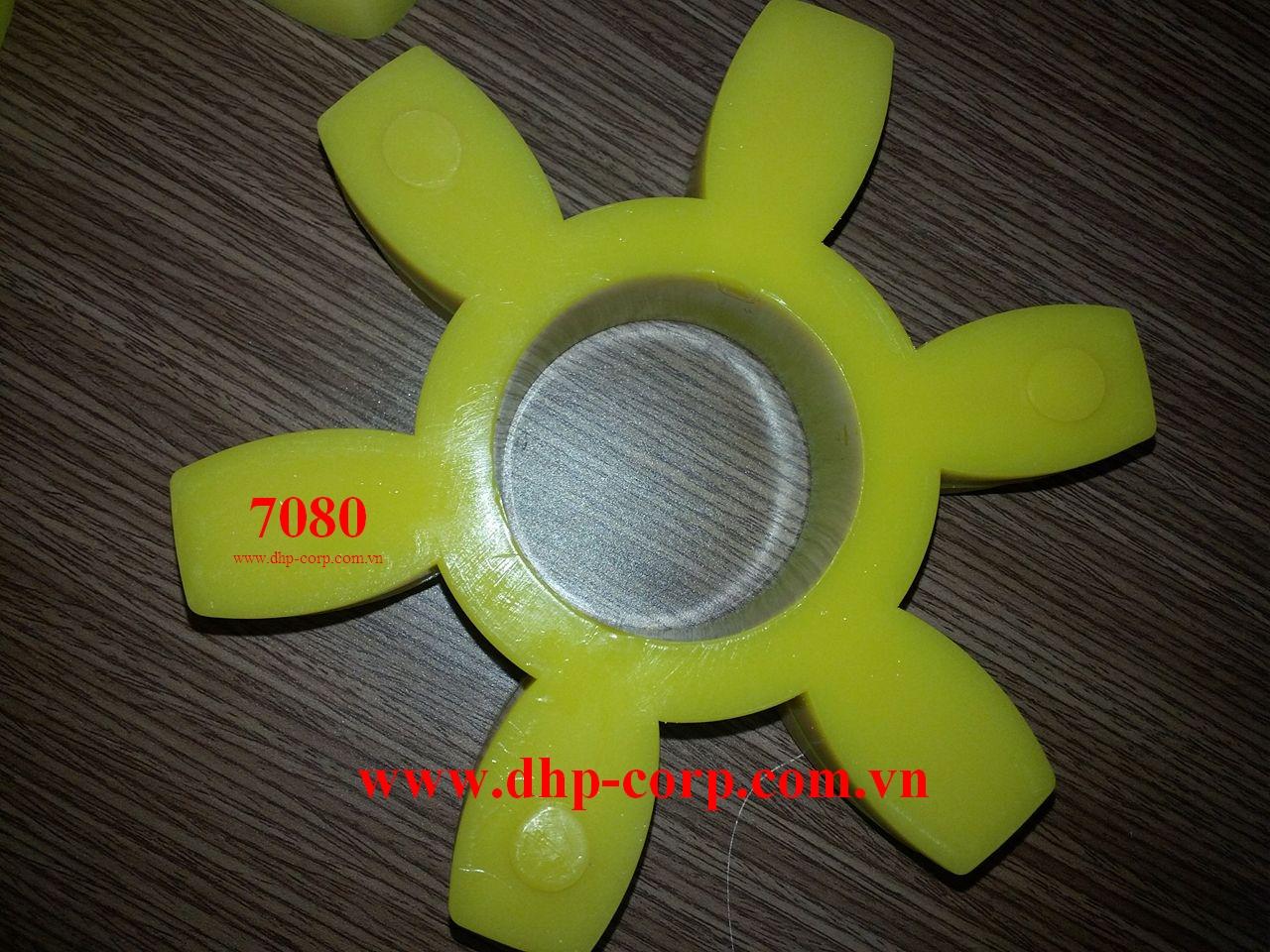 Vòng đệm cao su giảm chấn CR 7080 - JAC Couplings