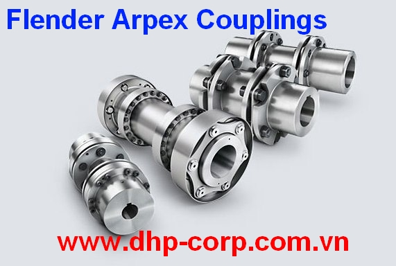 Khớp nối thép ARPEX - Siemens Flender