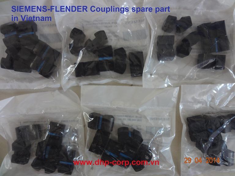 Cao su đệm (giảm chấn) dùng cho khớp nối SIEMENS-FLENDER
