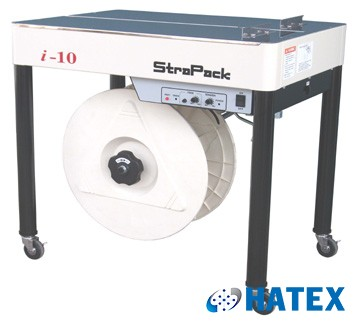 Máy đóng đai niềng thùng i-10 - Strapack