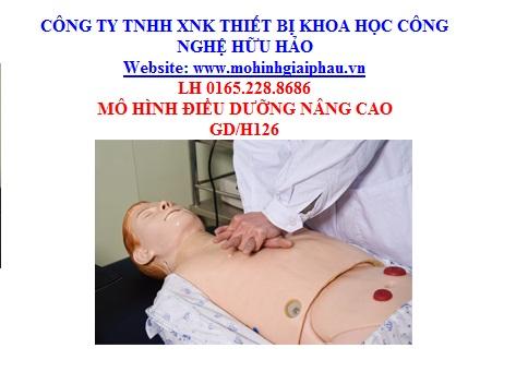 Mô hình điều dưỡng nâng cao GD/ H126