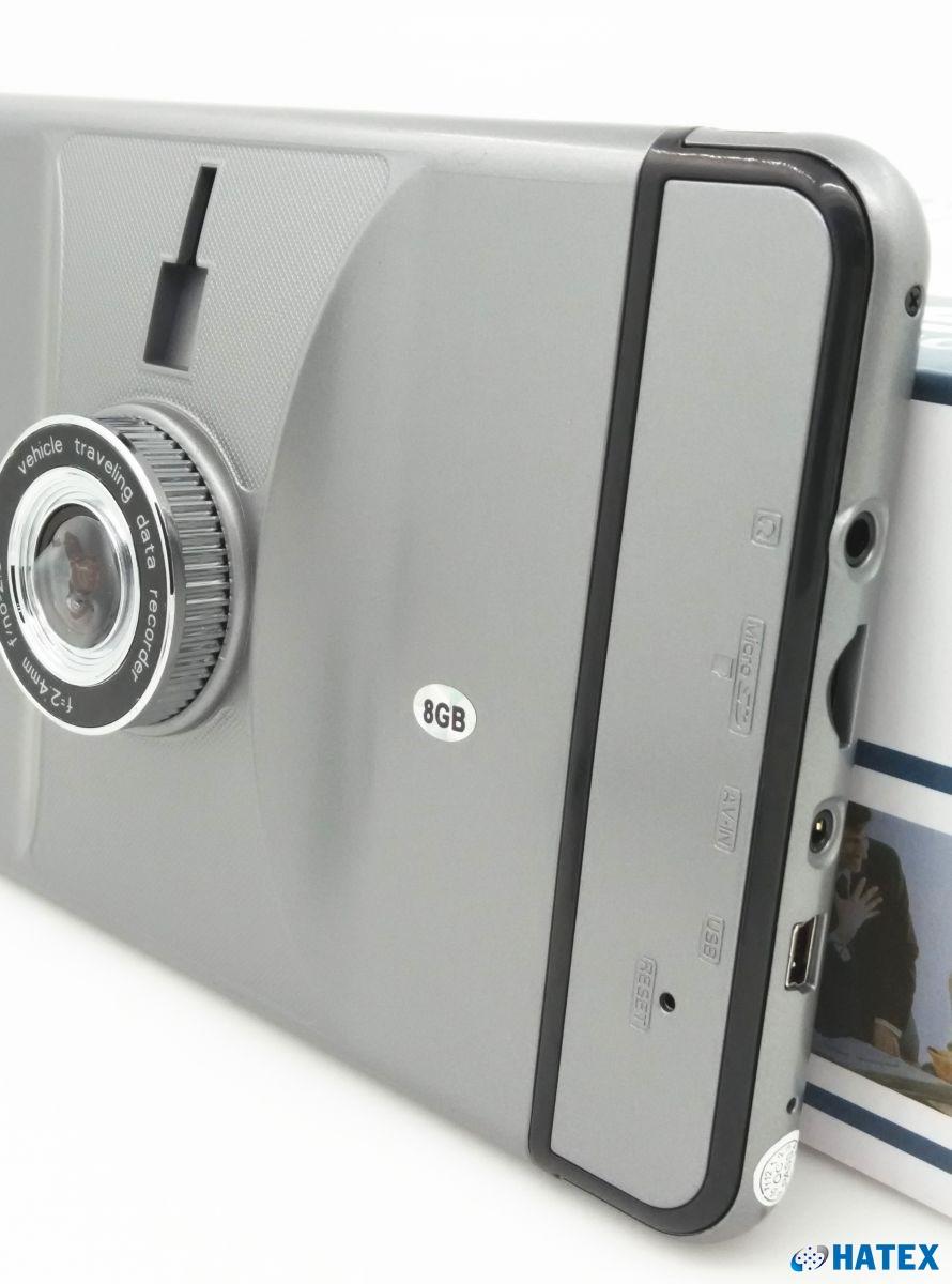 GPS DVR thiết bị dẫn đường camera hành trình trong một