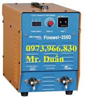 Máy hàn que Finewel 250D (Hàn Quốc)
