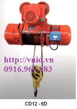 Palang cáp điện ZK Crane