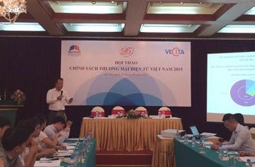 Chính sách thương mại điện tử Việt Nam 2015