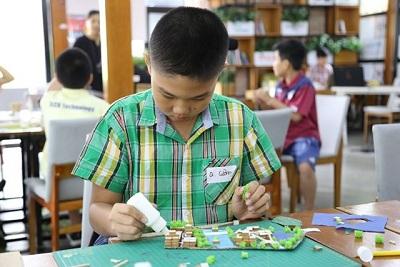 """Chương trình """"Trẻ em sáng tạo: Thành phố thông minh và thân thiện với trẻ em"""""""
