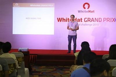 Cuộc thi an ninh mạng toàn cầu 2015 (WhiteHat Grand Prix - Global challenge 2015)