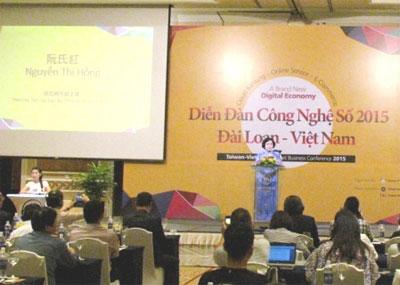 Diễn đàn Công nghệ số Việt Nam - Đài Loan