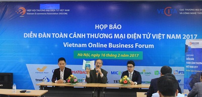 Diễn đàn Toàn cảnh thương mại điện tử Việt Nam - VOBF 2017