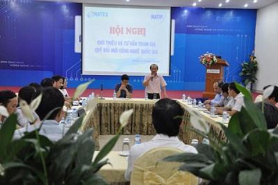 Hải Phòng: Hội nghị giới thiệu và tư vấn tham gia Quỹ Đổi mới công nghệ quốc gia