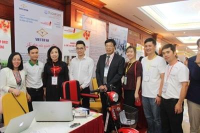 Hải Phòng tích cực tham gia Techfest Việt Nam 2017