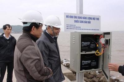 Hải Phòng: Ứng dụng công nghệ điện mặt trời nối lưới