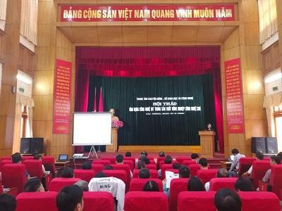 Hải Phòng: Ứng dụng công nghệ IoT trong sản xuất nông nghiệp công nghệ cao