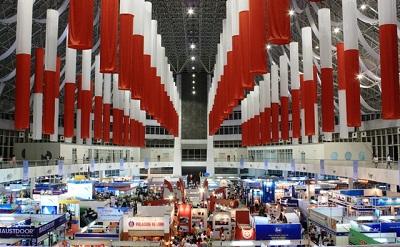 Khai mạc Hội chợ Công thương khu vực đồng bằng sông Hồng - Hải Phòng 2015
