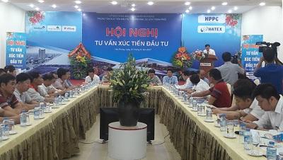 Hội nghị tư vấn xúc tiến đầu tư nhằm tăng cường hỗ trợ DN trong hoạt động đầu tư, kinh doanh tại thành phố Hải Phòng