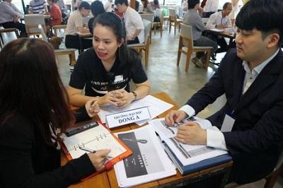 Kết nối công nghệ Việt Nam - Hàn Quốc 2018
