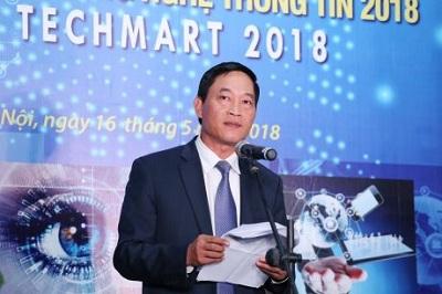 Khai mạc Chợ công nghệ và thiết bị chuyên ngành Công nghệ thông tin - IT Techmart 2018