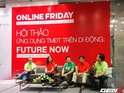 Thương mại điện tử trên nền tảng di động sẽ phát triển mạnh trong vài năm tới tại Việt Nam