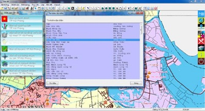 Xây dựng bản đồ điện tử du lịch Hải Phòng
