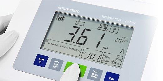 Máy đo pH để bàn, Mettler Toledo