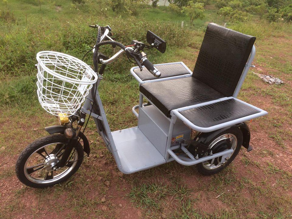 Xe lăn điện cho người khuyết tật, người cao tuổi theo yêu cầu đặc biệt
