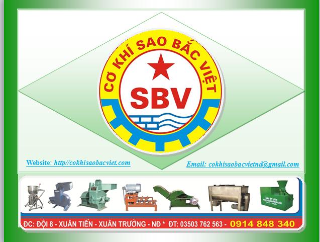 Doanh nghiệp tư nhân cơ khí Sao Bắc Việt