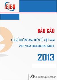 Báo cáo Chỉ số Thương mại điện tử Việt Nam 2013 (EBI 2013)