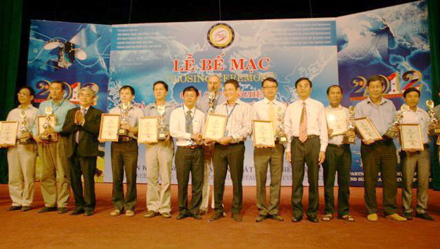 Chợ công nghệ và Thiết bị Quốc tế Việt Nam 2012 đã kết thúc tốt đẹp